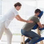 Курсы офисного массажа на стуле