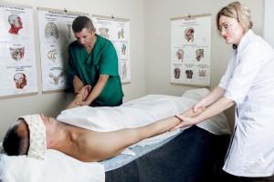 Курсы лимфодренажного массажа