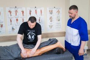 Курсы лимфодренажного массажа в Санкт-Петербурге