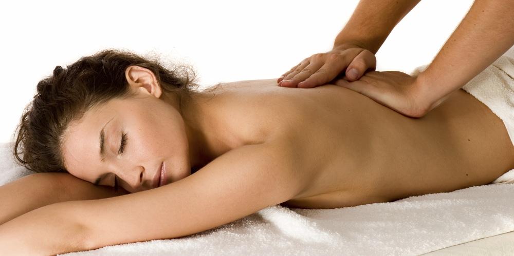 оздоравливающий массаж