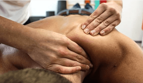 массаж шейно-воротниковой зоны в интенсивной технике