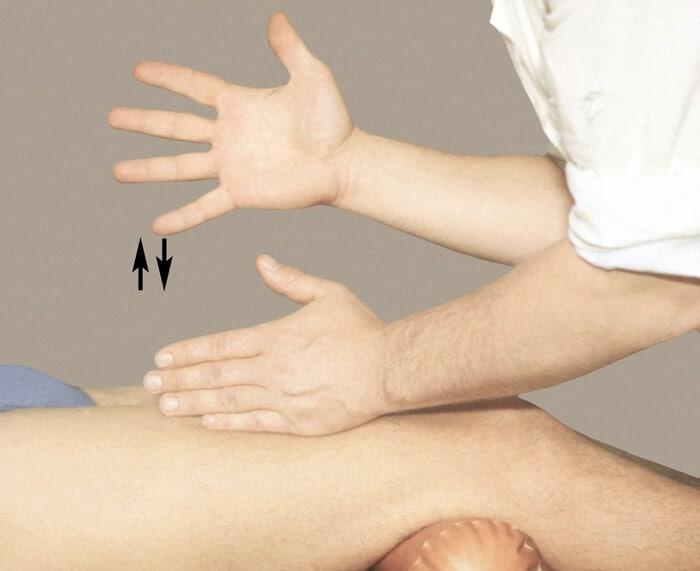 Вибрация - выполнение антицеллюлитного массажа