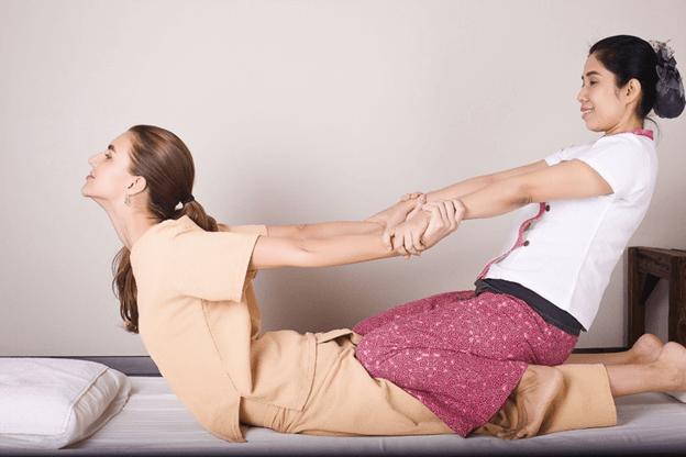 Результаты и польза от тайского массажа