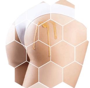 Антицеллюлитный массаж с медом в домашних условиях