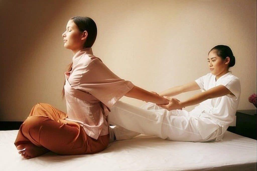 история развития тайского массажа