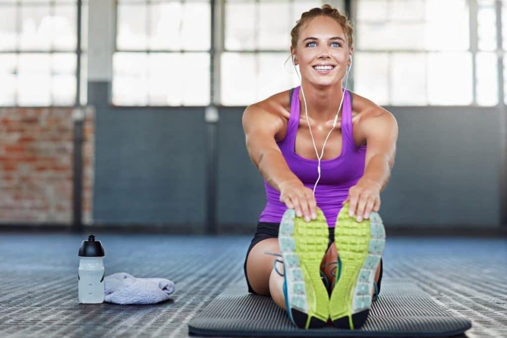 Лимфодренажный массаж после физических тренировок;