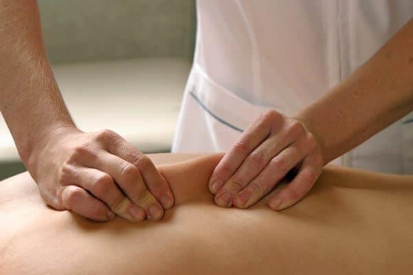 Разминание - выполнение антицеллюлитного массажа
