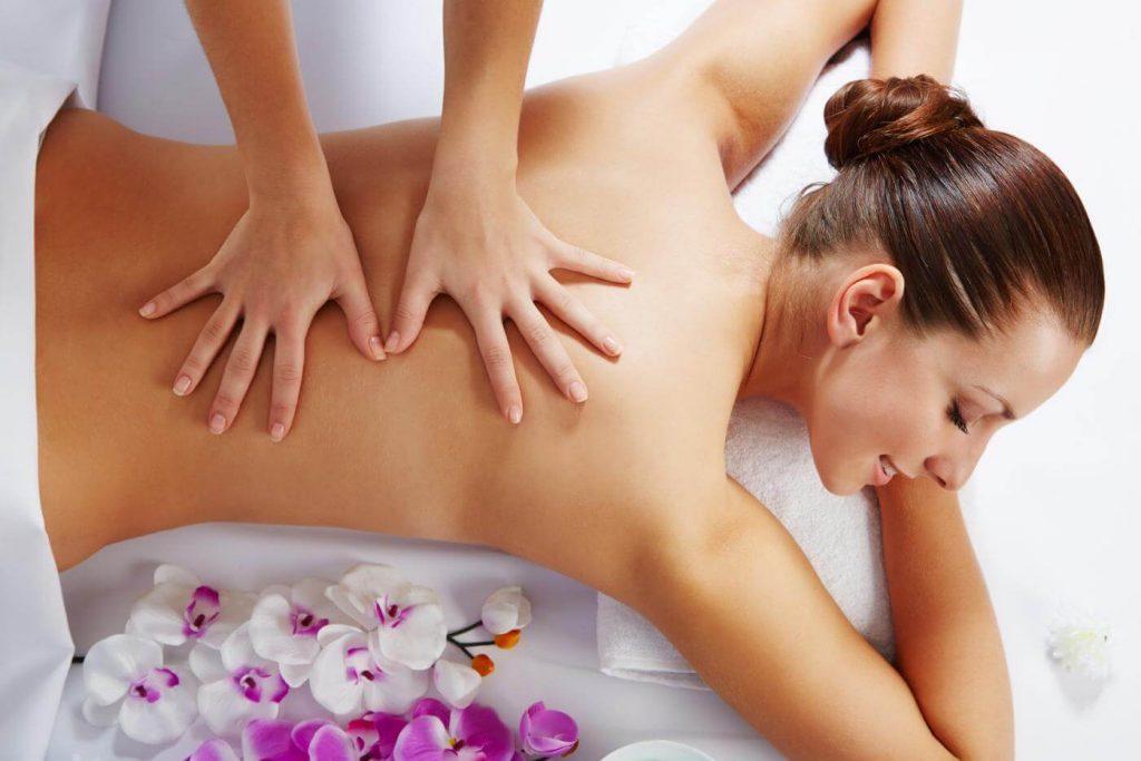 польза расслабляющего массажа спины