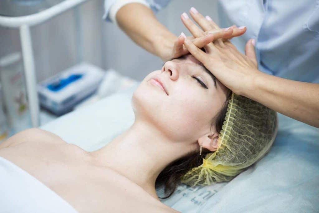 Противопоказания косметический массаж лица