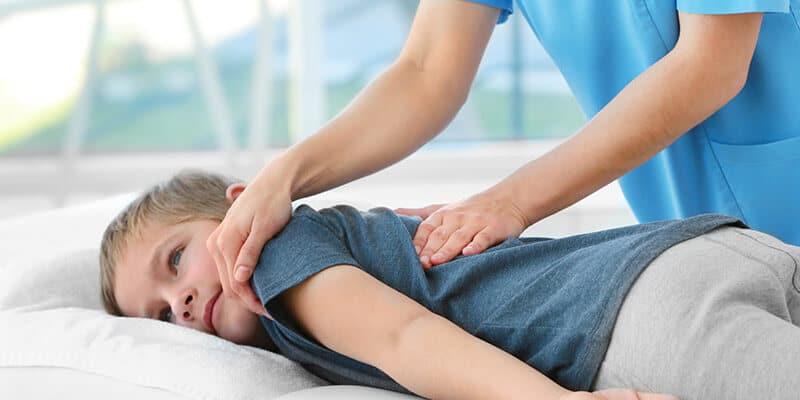Лечебный массаж для гиперактивных детей