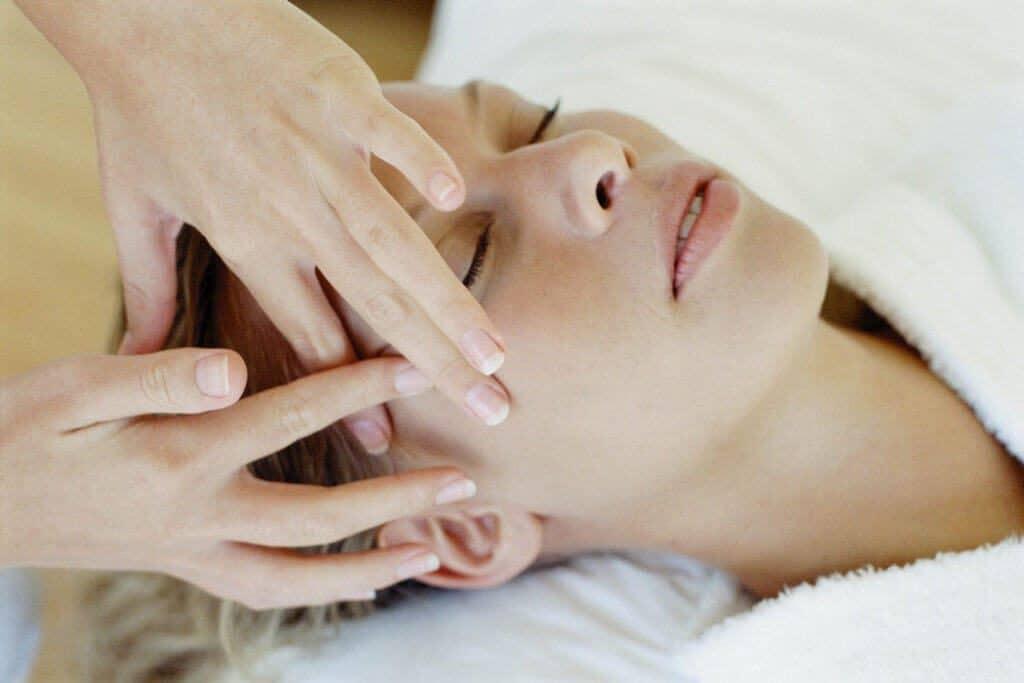 Техника 36 движений косметический массаж лица