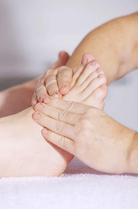 массаж рук и ног при сахарном диабете