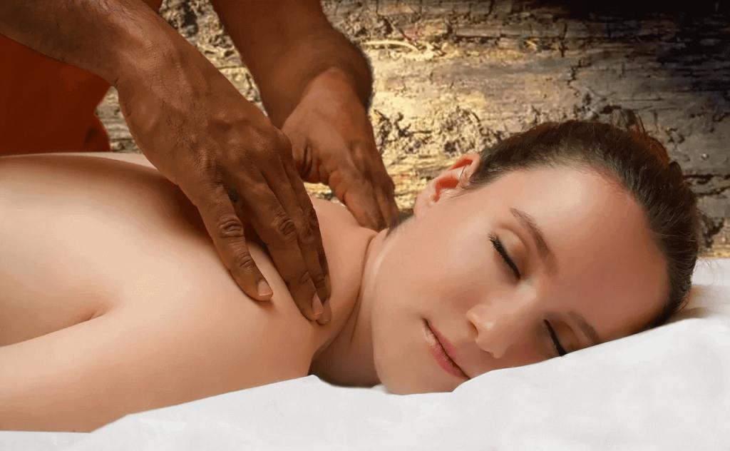 Индийский массаж лица Потли