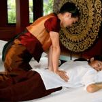 Тайский массаж: описание и техника выполнения