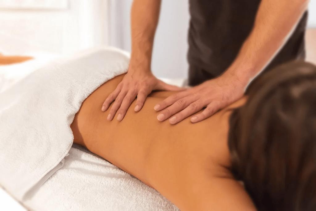 миофасцильный массаж