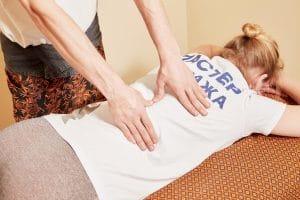 Курсы Тайского массажа на столе